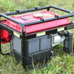 Red portable power generator